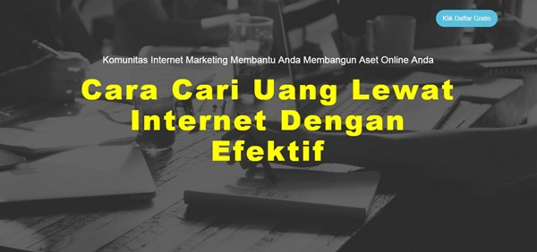 komunitas internet marketing